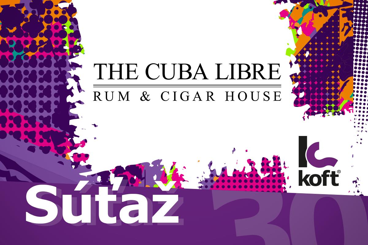 Cuba Libre: výnimočný koncept naprieč Slovenskom