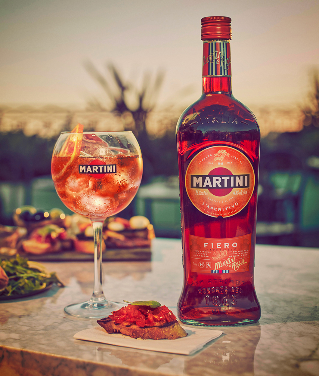 MARTINI FIERO: Talianska novinka vo svete vermútov