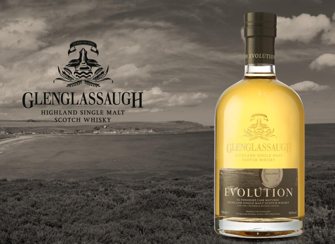 GLENGLASSAUGH: Nevšedná whisky v KOFT-e
