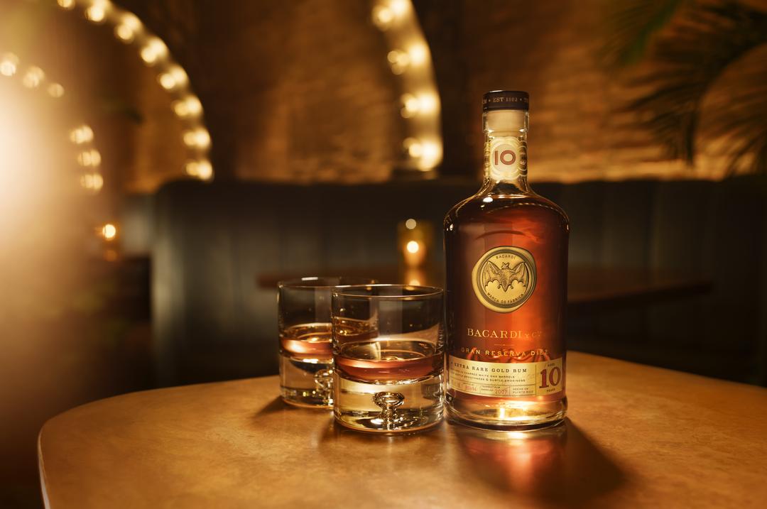 BACARDÍ: Novinka v podaní 10-ročného rumu
