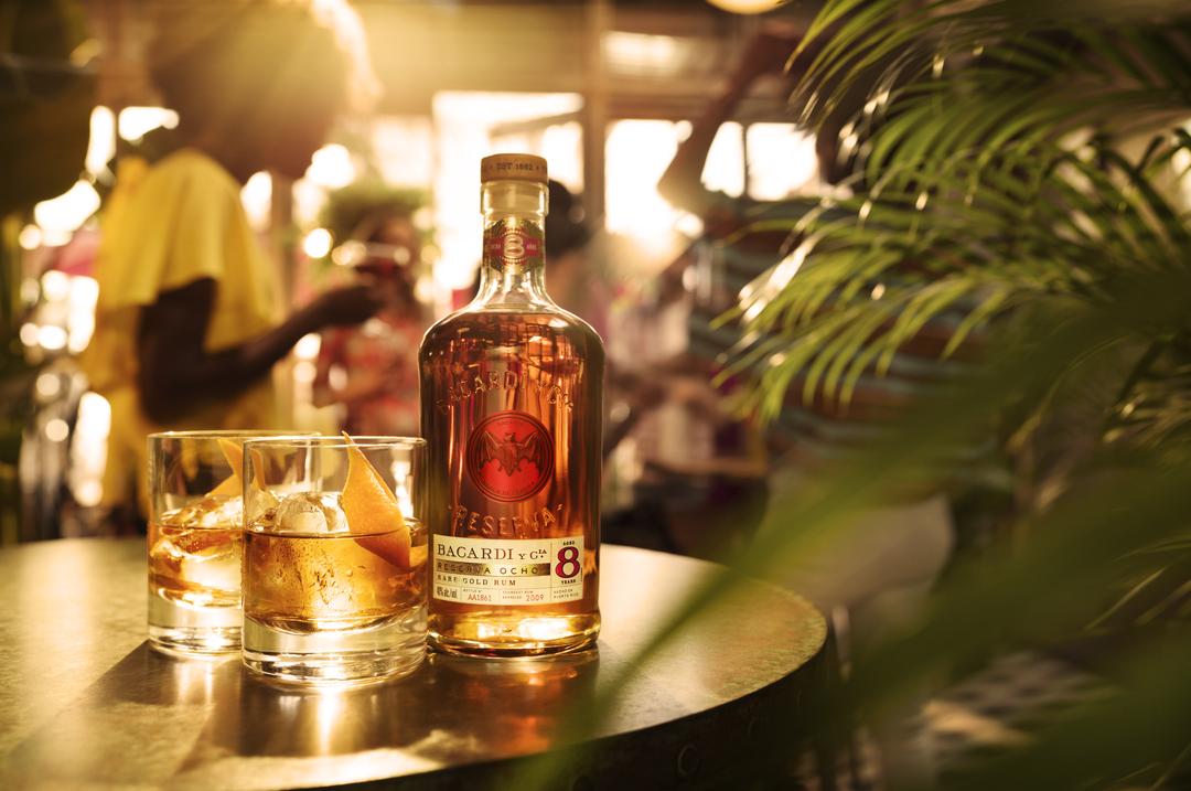 BACARDÍ: Nový dizajn 8-ročného rumu