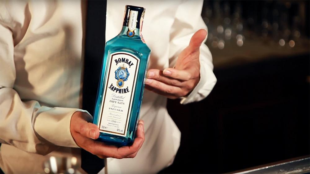 BOMBAY SAPPHIRE: Chuť jalovca vo fľaši