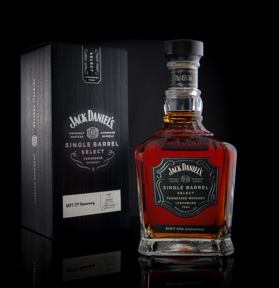 JACK DANIEL´S PERSONAL COLLECTION: Na Slovensko dorazili fľaše unikátnej whiskey