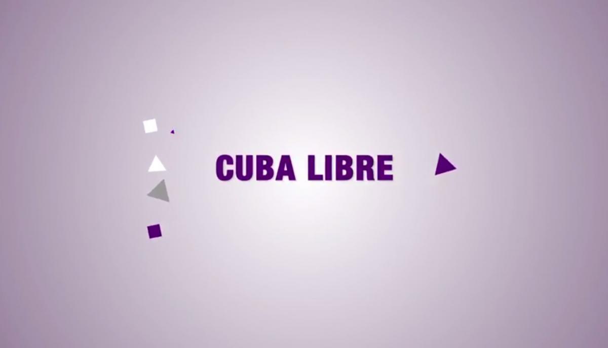 Recept na CUBA LIBRE