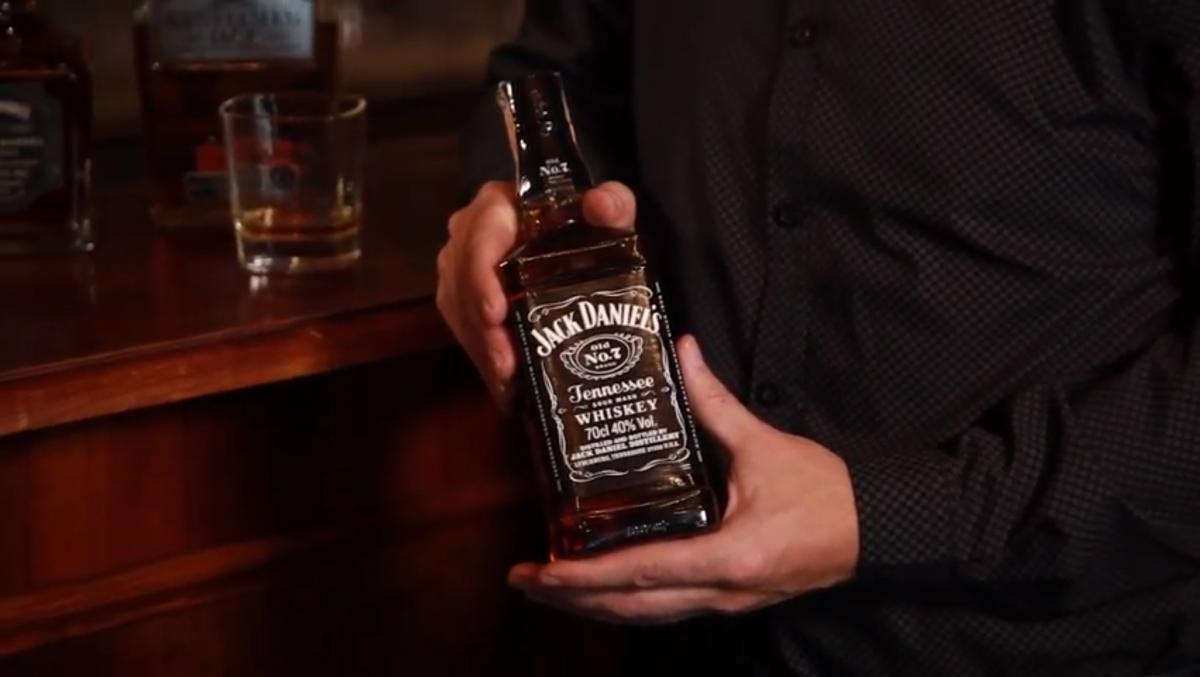 Tajomstvo JACK DANIEL´S