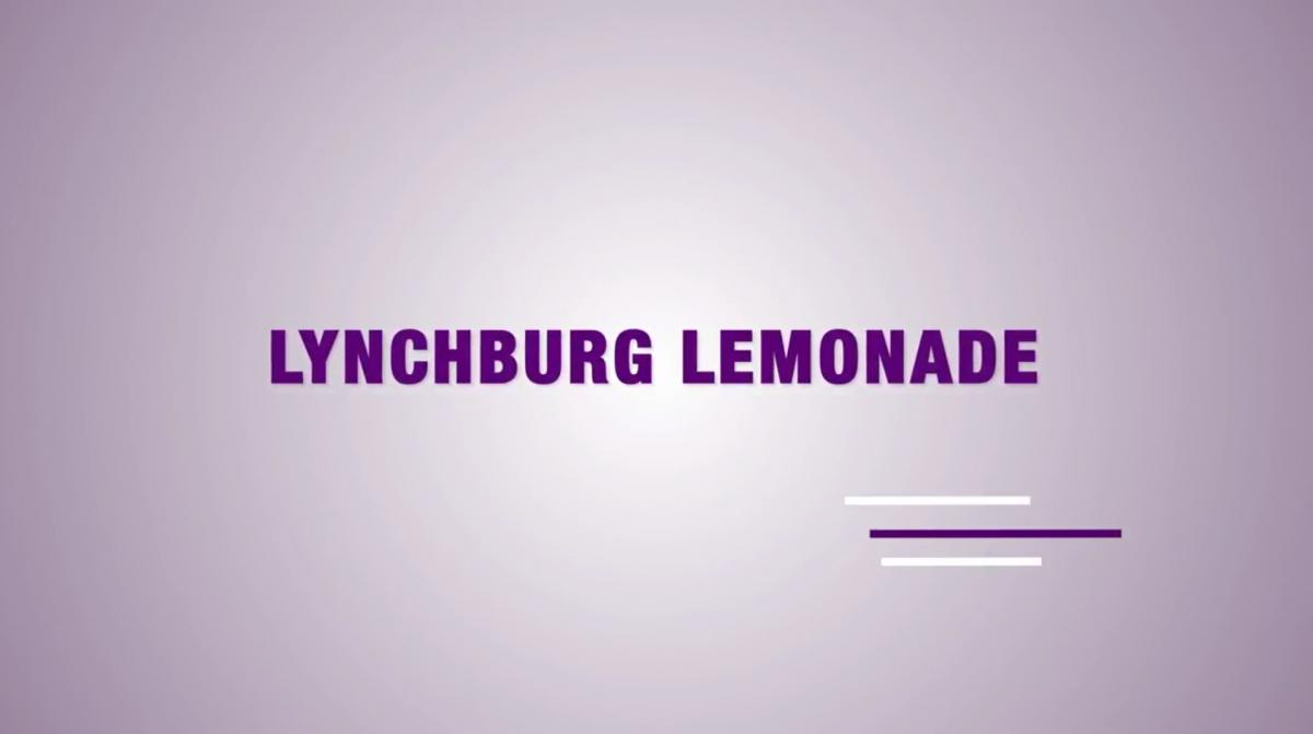 Recept na LYNCHBURG LEMONADE