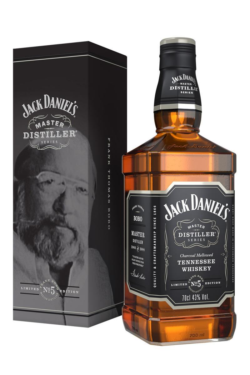 Svet spoznal 28 amerických prezidentov a 12 pápežov, ale iba 7 mužov  s titulom Master Distiller JACK DANIEL´S