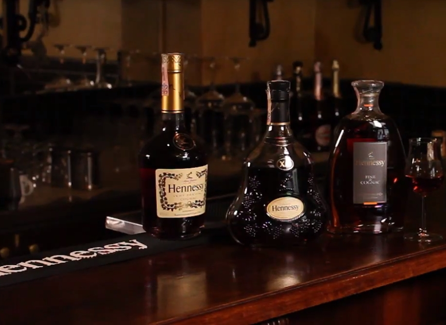 Tajomstvo Cognac Hennessy