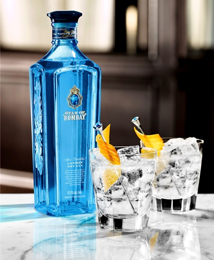 STAR OF BOMBAY 47,5 % alc. London Dry Gin