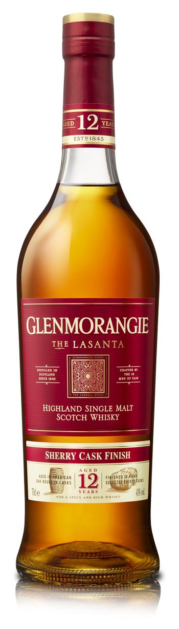 GLENMORANGIE EXTRA MATURED: THE LASANTA 12 YO