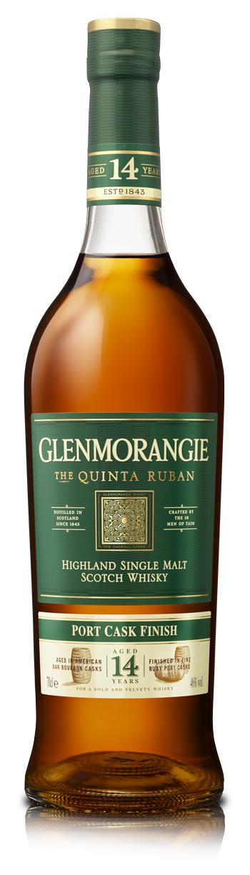 GLENMORANGIE EXTRA MATURED: THE QUINTA RUBAN 14 YO