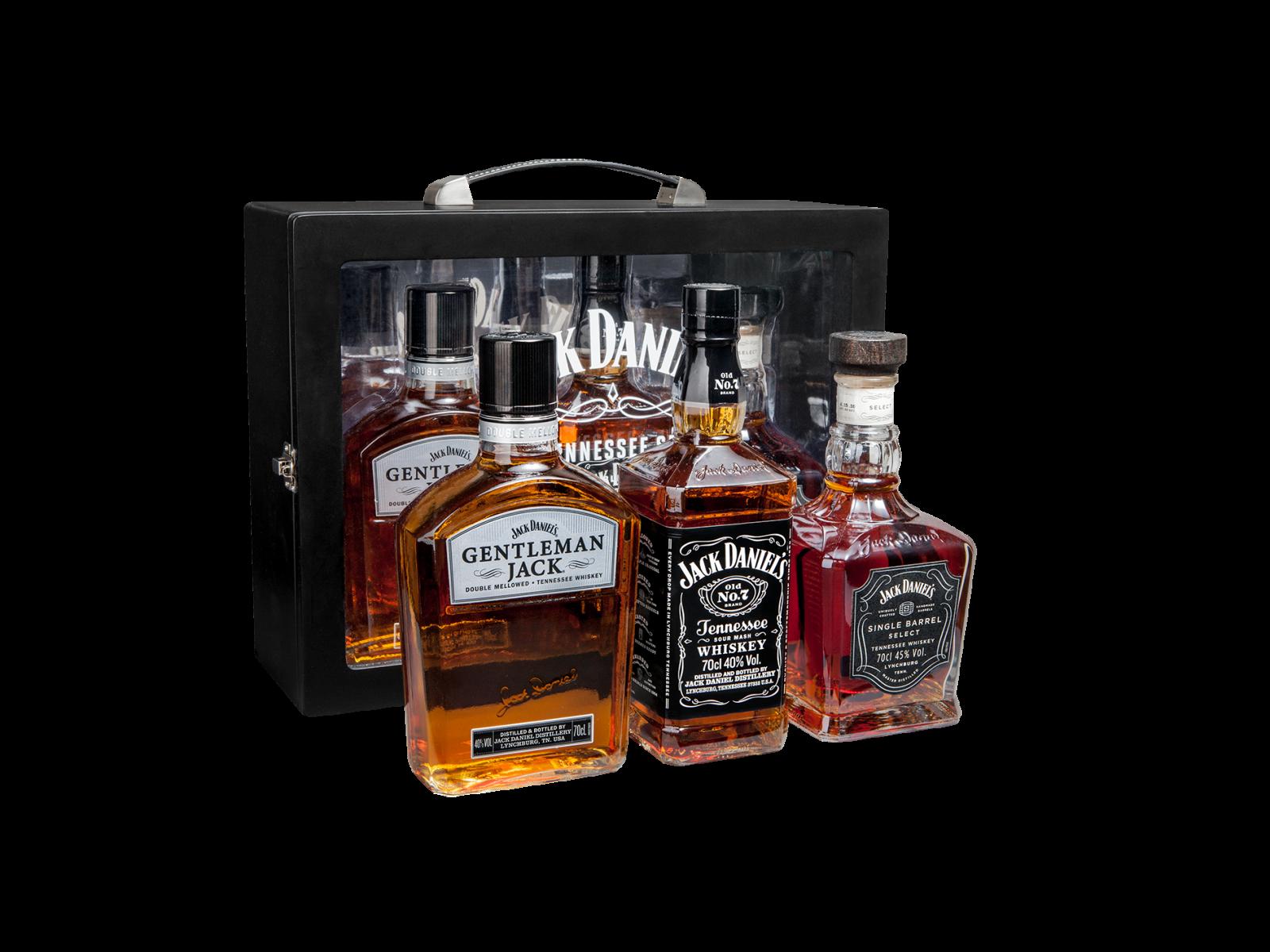 JACK DANIEL´S FAMILY BOX
