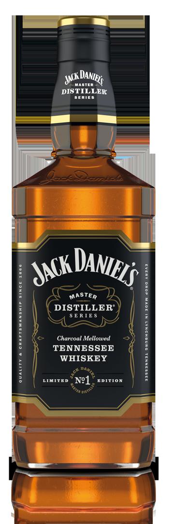 JACK DANIEL´S MASTER DISTILLER #1