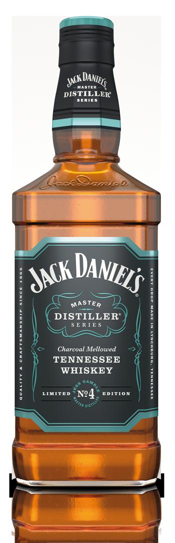 JACK DANIEL´S MASTER DISTILLER #4