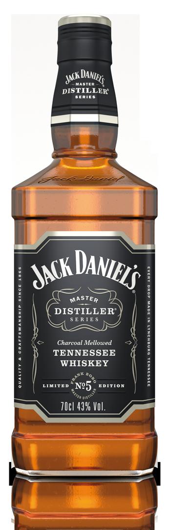 JACK DANIEL´S MASTER DISTILLER #5