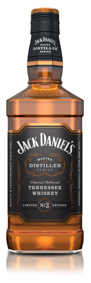 JACK DANIEL´S MASTER DISTILLER #3