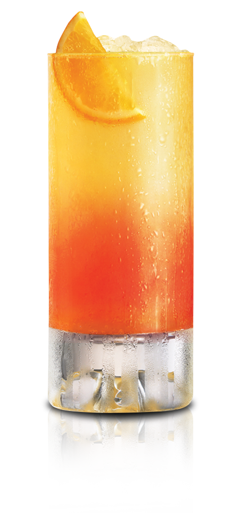 Tequila Sunrise I